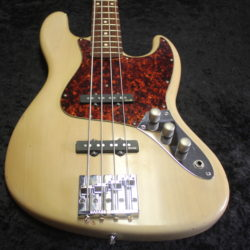 1983 Jazz Bass with 1973 Kubicki Precision Neck