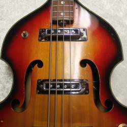1967 BlackJack Viola Bass