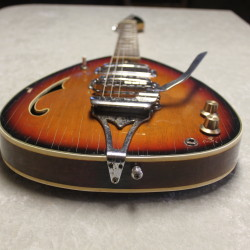 Telestar T2 Teardrop Sunburst 1967 - Buy Now!