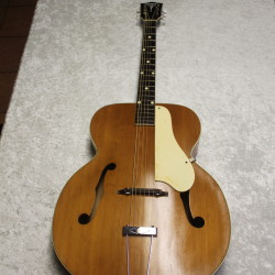 Orpheum Archtop 837 1950's Natural